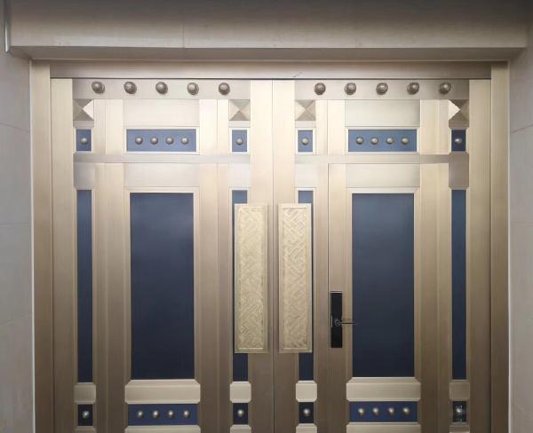 内蒙古铜门的优点及正确保养方法