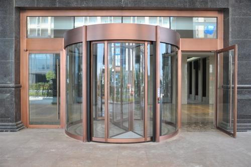 平时有哪些维护保养旋转门的方法?