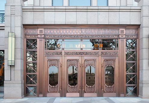 关于内蒙古铜门,你需要了解的知识: