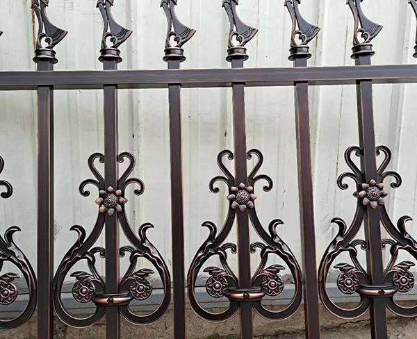 铝艺护栏价格