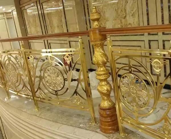 内蒙古楼梯扶手